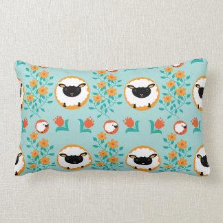 Little Scottish Blackface Throw Pillows
