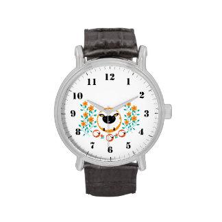 Little Scottish Blackface Wrist Watch