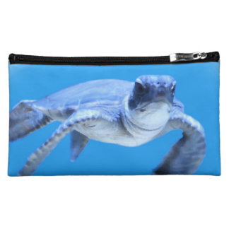 Little Sea Turtle Cosmetic Bag