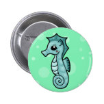 Little seahorse pins