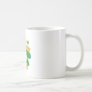 little shamrock club coffee mug