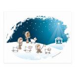 Little shepherds postcards