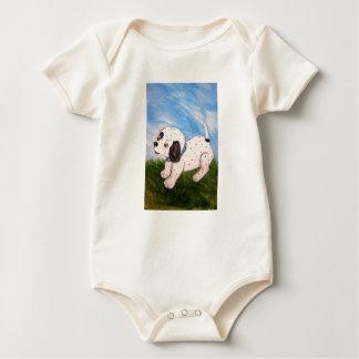 Little Shiner Baby Bodysuit