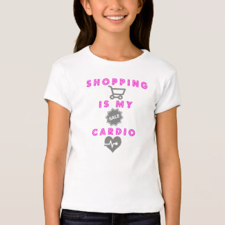 Little Shopping Diva T-Shirt