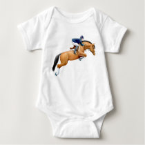Little Show Jumper Infant One Piece Baby Bodysuit