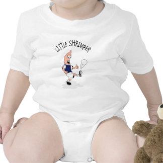 Little Shrimper Baby Bodysuit