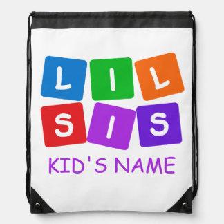 Little Sis custom bag