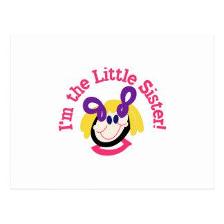 Little Sis Postcard
