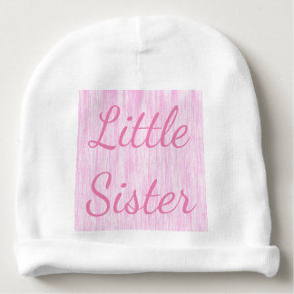Little Sister Baby Beanie