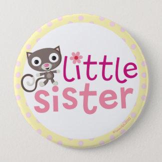 little Sister Badge/Button Pinback Button