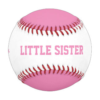 Little Sister Baseball