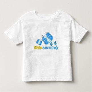 Little Sister Butterflies Toddler T-shirt