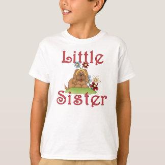 Little Sister Fluffy Pup 1 T-Shirt