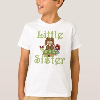 Little Sister Fluffy Pup 2 T-Shirt