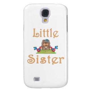 Little Sister Fluffy Pup 8 Samsung S4 Case