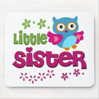 Little Sister Mouse Pad