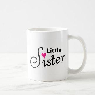 Little Sister Classic White Coffee Mug