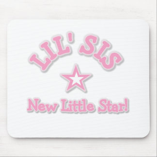 Little Sister New Little Star Mouse Pad