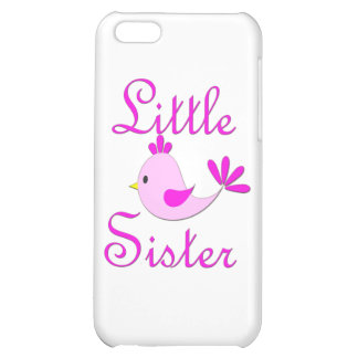 Little Sister Pink Bird iPhone 5C Cover