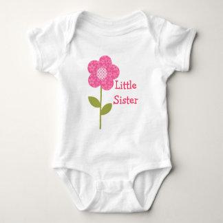 Little Sister Pink Flower Shirt