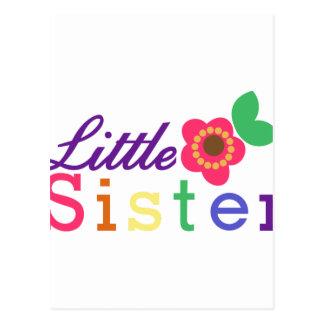 Little Sister Postcard