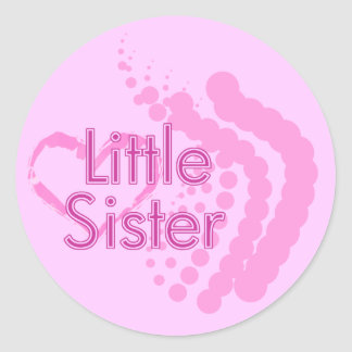 Little Sister Stickers