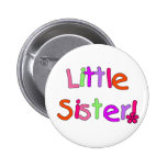 Little Sister Tshirts and Gifts Buttons