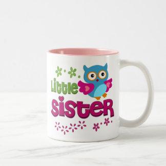 Little Sister Two-Tone Coffee Mug