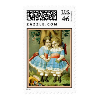 Little Sisters Stamps
