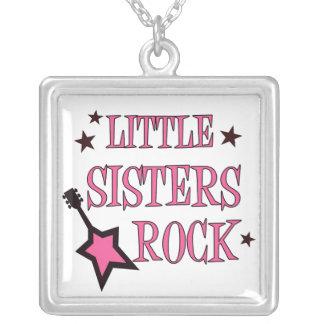 Little Sisters Rock Necklace