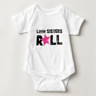 Little Sisters Roll Tee Shirt