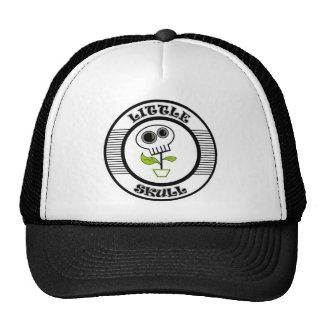 LITTLE SKULL TRUCKER HAT