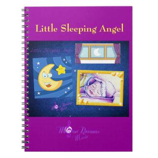 Little Sleeping Angel Notebook