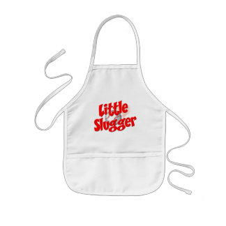Little Slugger Apron