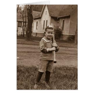 Little Slugger Card