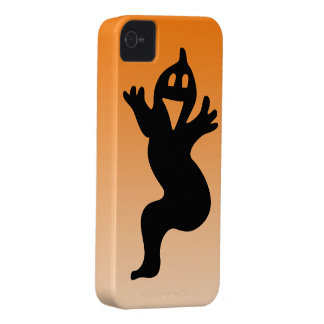 Little smiling ghost Case-Mate iPhone 4 case