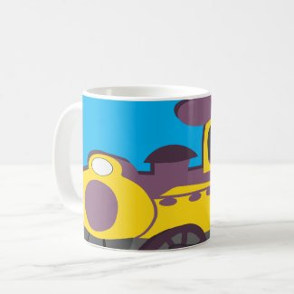 Little Smoky Coffee Mug