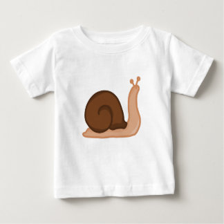 Little Snail Baby T-Shirt