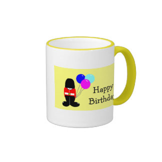 Little Soldier Ringer Coffee Mug