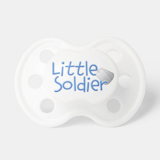 Little Soldier Pacifier