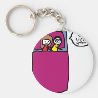 Little Spoon Keychain