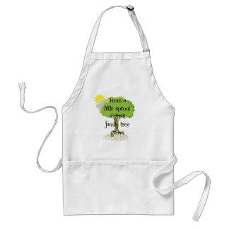 Little Sprout Adult Apron