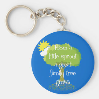 Little Sprout Keychain