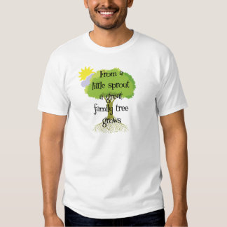 Little Sprout T Shirt