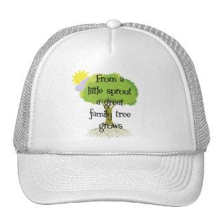 Little Sprout Trucker Hat