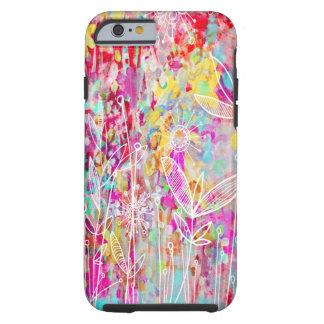 Little Sprouts - phone case Tough iPhone 6 Case