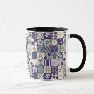 Little Squares Mug