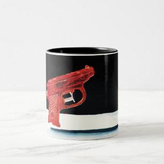 Little Squirt Two-Tone Coffee Mug