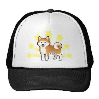 Little Star Akita Inu / Shiba Inu Trucker Hat