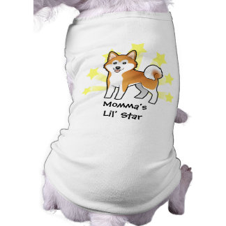 Little Star Akita Inu / Shiba Inu Shirt
